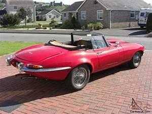 Jaguar Tipe E : e type jaguar kit car soft top pillar box red great fun sorn ~ Medecine-chirurgie-esthetiques.com Avis de Voitures