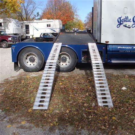 Aluminum Folding Smart Car Trailer Ramps