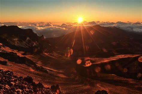 Der Schönste Sonnenaufgang Der Welt
