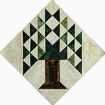 Tree Of Paradise Quilt Template Pattern by From Marti Michell Quilting Blog Let S Make A Tree Of