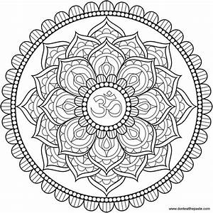40 Hbsche Mandala Vorlagen Zum Ausdrucken Und Ausmalen