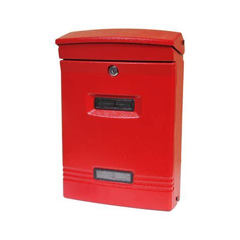 Cassette Postali cassetta postale bricofer