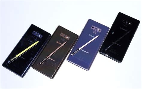 samsung galaxy note 10 codename possibly hinting at more s pen features