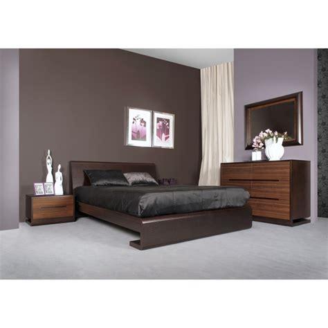 chambre bois chambre adulte bois tacapa lit 140 ou 160 chevet 2