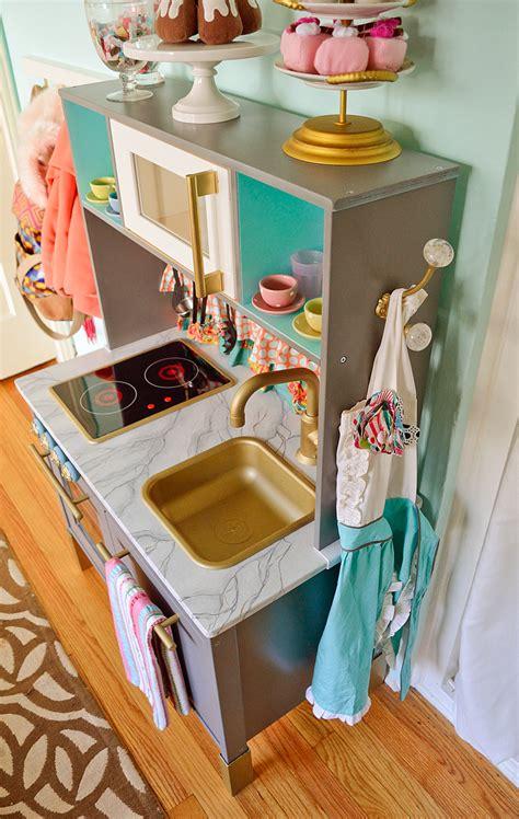 ikea play kitchen makeover ikea mini kitchen makeover visual vocabularie 4588
