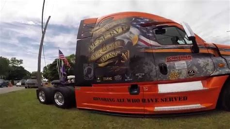 worlds best truck the best semi truck show in the world youtube