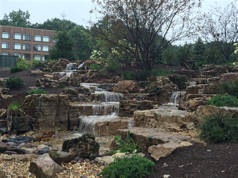 Aquascape Pondless Waterfall by Pondless Waterfall Build Aquascape The Fish Pond