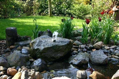 Brunnen Deko Garten by Brunnen Garten Selber Bauen Garten Schanes Wohndesign