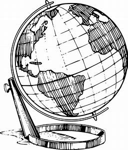 Dessin Globe Terrestre : free image on pixabay terrestrial globe earth globe in ~ Melissatoandfro.com Idées de Décoration