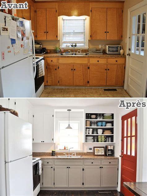 cuisine reno guirlande papier noel idees diy accueil design et mobilier