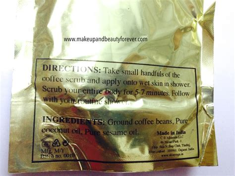 Skinyoga Coffee Body Scrub Review Baileys Coffee Delight Ice Cream Side Effects Of Mate Starbucks Machine Singapore Liqueur Maker French Press Ground Set Stopping
