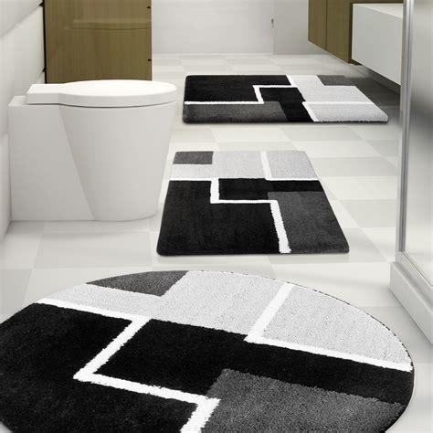 tapis de bain design qualite certifiee lavable
