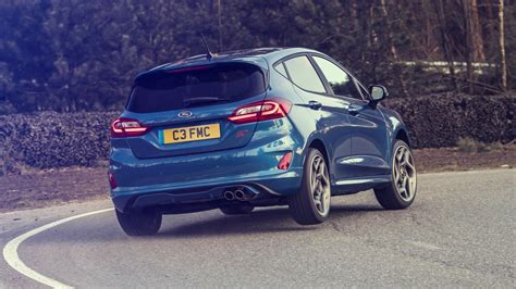 Here's what we learned riding in the new Ford Fiesta ST ...