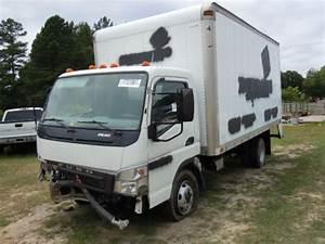 Mitsubishi Fuso Fe180 2006 Box Truck Used