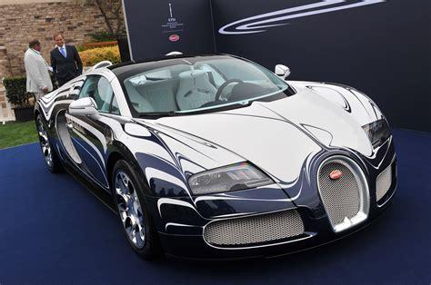 Bugatti Veyron Maintenance Price by Bugatti Veyron L Or Blanc Drips Exclusivity Autoblog