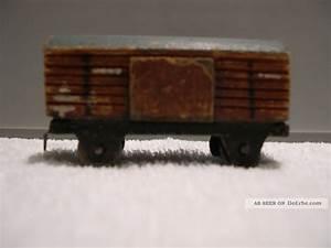 Holz Und Blech : alte eisenbahn ca 1930 1940 aus holz und blech getreu mit kupplungen ~ Frokenaadalensverden.com Haus und Dekorationen