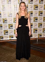 Jennifer Lawrence Comic-Con Dress