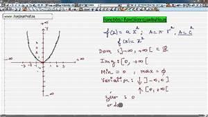 Secondaire 4 Sn Qu U00e9bec   1-3 Fonction Quadratique
