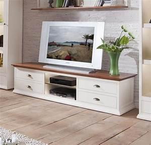 Tv Lowboard Landhausstil : wohnwand landhaus angebote auf waterige ~ Michelbontemps.com Haus und Dekorationen