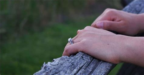 study average size for engagement rings 2019