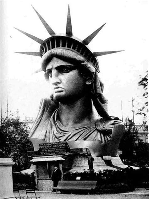 vintage everyday    statue  liberty
