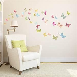 Wandtattoo Kinderzimmer Schmetterlinge : wandsticker wandtattoos g nstig kaufen ~ Sanjose-hotels-ca.com Haus und Dekorationen