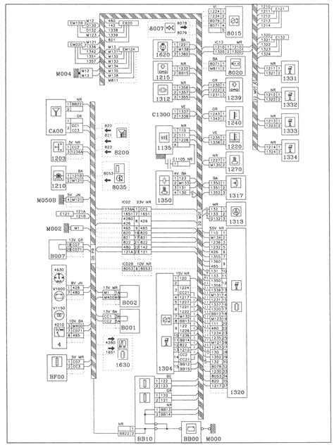 Peugeot 106 Wiring Diagram by Peugeot 106 Engine Type Nfz Tu5jp Z L Bosch