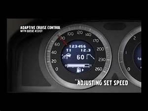 Adaptive Cruise Control : new volvo s60 adaptive cruise control youtube ~ Medecine-chirurgie-esthetiques.com Avis de Voitures