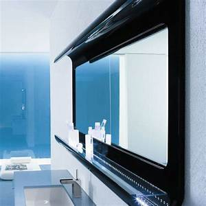 Colonne Salle De Bain Avec Miroir : meuble colonne salle de bain avec miroir digpres ~ Teatrodelosmanantiales.com Idées de Décoration
