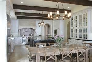 colonial style homes interior modern traditional kitchen los angeles by