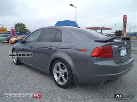 2005 Acura Tl Hp by 2005 Acura Tl Wygląd Car Photo And Specs