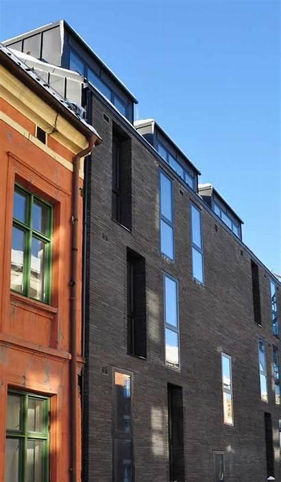 Apartment Building Oslo Apartments Architect Norway Reiulf