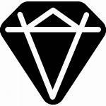 Diamond Icon Shape Icons Shapes