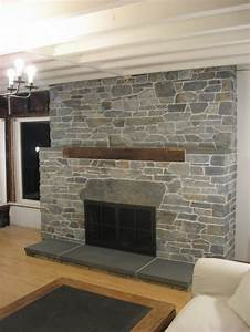 Seattle, Stone, Fireplace, Surrounds, U2013, Covering, Your, Old, Brick, Veneer