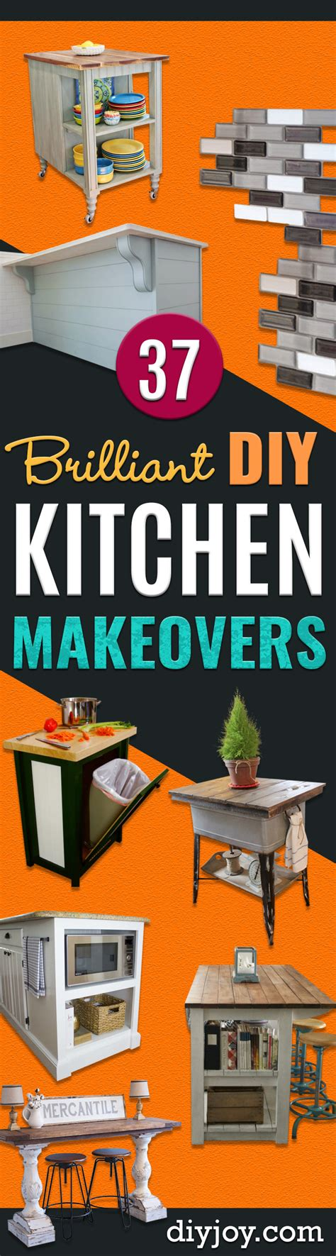 37 brilliant diy kitchen makeover ideas 37 brilliant diy kitchen makeover ideas