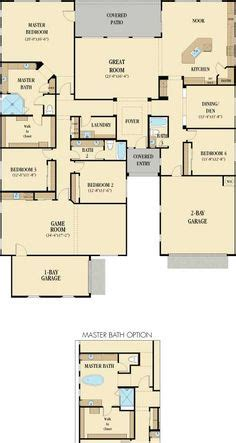 ryland homes  bliss plan candelas floorplans pinterest house plans floor plans