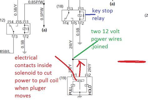 Yanmar Fuel Shut Solenoid Wiring Diagram by B1700 Won T Start Page 3 Orangetractortalks