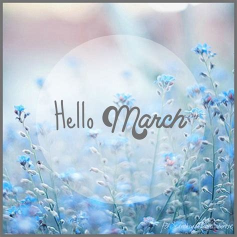 March Hd Picture by Hello March Pictures Photos And Images For