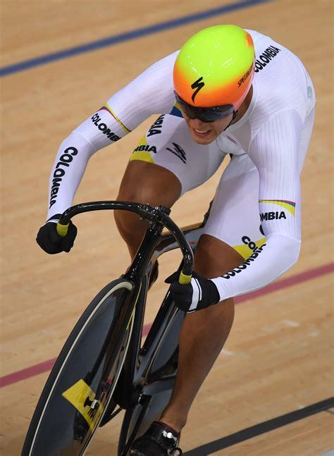 Bijušais pasaules čempions treka riteņbraukšanā Zapata saņem četru gadu diskvalifikāciju - Jauns.lv