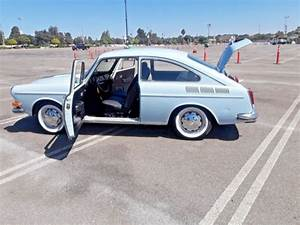 1970 Vw Fastback Type 3  U0026quot Super Clean California Survivor
