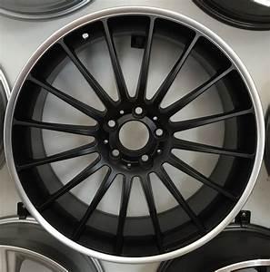 Jantes Mercedes Classe A : jantes alu c63 amg black satin pour mercedes classe c w204 ~ Melissatoandfro.com Idées de Décoration