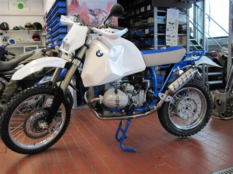 Modified Bmw R100gs by Bmw R100gs Quot Enduro Quot