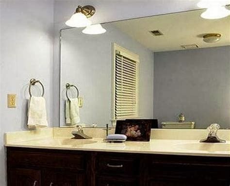 decorative wall mirrors for bathroom vanity