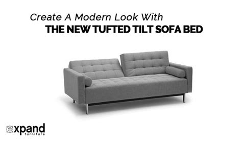 Tufted Upholstery New Trend In Home Furniture Expand