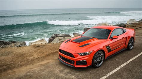 roush performance ford mustang wallpaper hd car