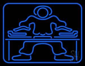 Dj Disc Jockey Music Neon Sign Music Neon Signs