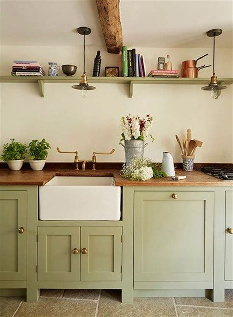 green kitchen cabinets uk best 25 green kitchen cabinets ideas on green