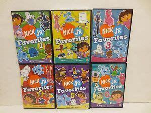 customer for nick jr favorites boxed set vol 1 3 on popscreen