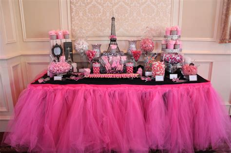 Candy Tablescandy Buffets  Candylicious Of Randolph 973