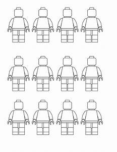 quinn rollins play like a pirate lego templates With lego figure template